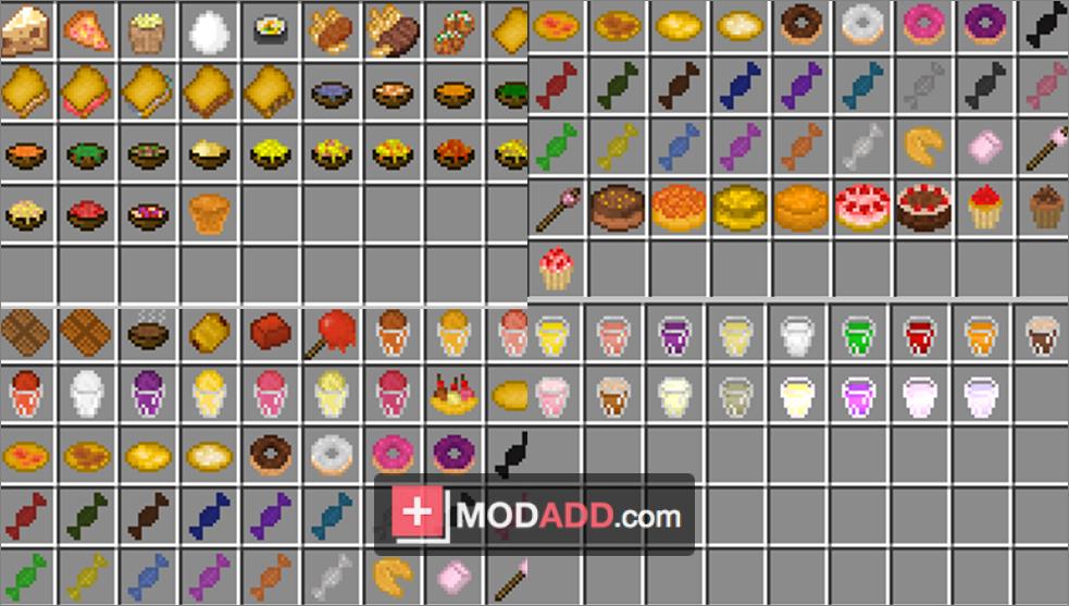 minecraft food chart - 983×557