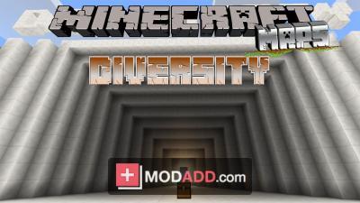 Скачать карту для Майнкрафт Диверсити 2 - скачать ...