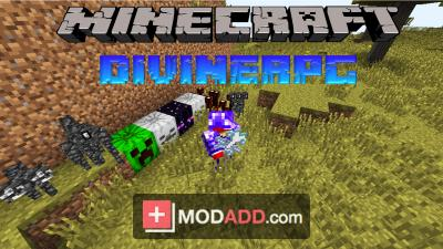1. 6. 4] divine rpg mod download | minecraft forum.