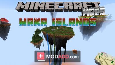 скачать карту Waka Islands - фото 9
