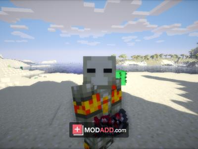 Мод Terraria 3D для Minecraft 1 13